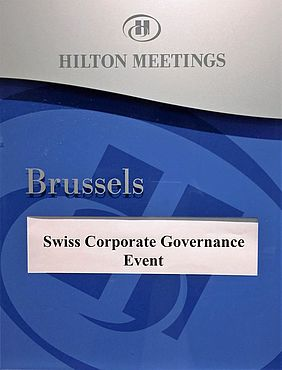 [Translate to Russian:] loomion Swiss Corporate Governance Event 2015