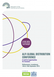 [Translate to Russian:] loomion presents twelve Directors Portal @ ALFI Global Distribution Conference 2015